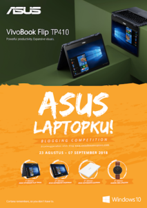 lomba blog ASUS
